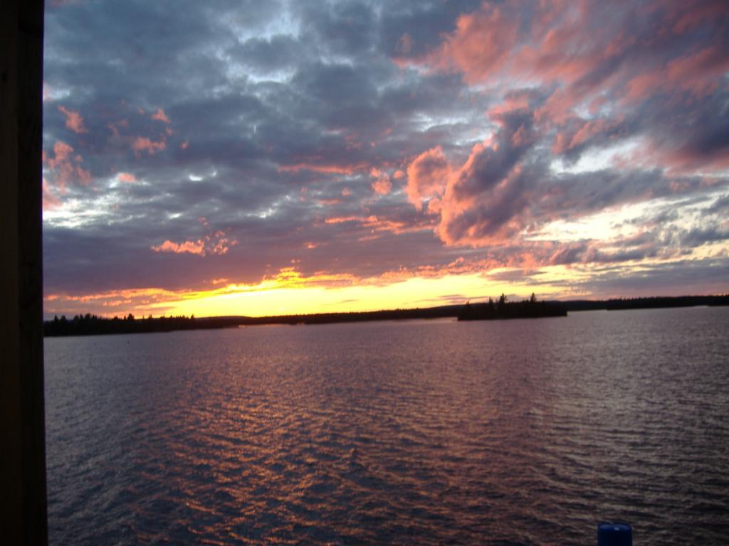 Lady Evelyn Lake Sunrise and Sunsets Photo Album