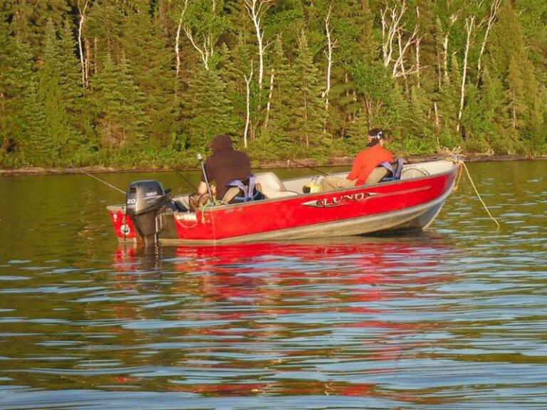 Lady Evelyn Lake Boat and Motor Rental Packages